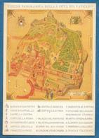 VISIONE PANORAMICA DELLA S. CITTA' DEL VATICANO NON VG. - Vatican