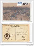 8386 AK/PC/CARTE PHOTO /2248/CONSTANTINOPLE/PONT DE GALATA /1924 /CACHET TRESOR ET POSTESTTB - Turchia