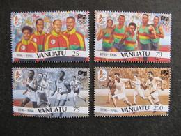 VANUATU: Série N° 1009 Au N° 1012, Neufs XX. - Vanuatu (1980-...)