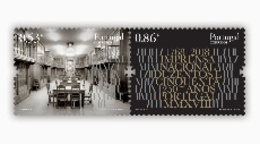 Portugal ** & 250 Years Of Press In Portugal 2018 (6820) - Stamps
