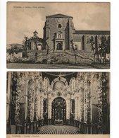 GRANADA - Cartuja (2 Cartes) - Granada