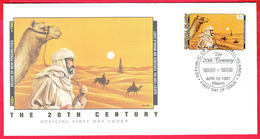 FDC- MARSHALL ISLANDS - QUEST FOR OIL FOCUSES ON MIDDLE EAST - 1997 _* TOP**2 SCAN - Marshall Islands