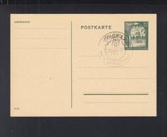 Dt. Reich Besetzung Polen GSK Sonderstempel Mozart 1941 - Besetzungen 1938-45