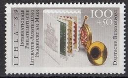 GERMANY Bundes 1415,unused - Music