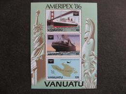 VANUATU: TB BF N° 9, Neuf XX. - Vanuatu (1980-...)