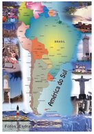 (444) South America Map - Maps