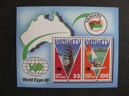 VANUATU: TB BF N° 10, Neuf XX. - Vanuatu (1980-...)