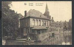 +++ CPA - BRUGGE - BRUGES - Quai Du Rosaire - Rozenhoedkaai - Nels   // - Brugge