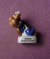 Fève 1998 Popeye (T 639) - Fève Brillante - Strips