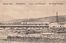 Toplita - Rom. , Marosheviz , Sawmill , Sägewerk , Scierie , Holzindusrie , Wood Industry , Industrie Du Bois - Romania