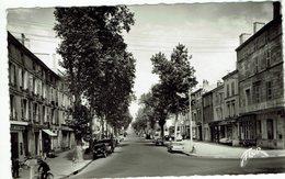 79-NIORT-AVENUE DE PARIS-GARAGE ESSO-AUTOMOBILES-COIFFEUR- - Niort