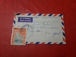 Le Paraguay Enveloppe Circulé - Paraguay
