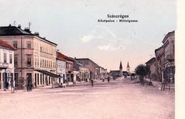 Reghin - 1908  ,  Szászrégen , Mures ,  Transylvania - Romania