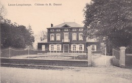 Leuze Longchamps Chateau De M Doucet - Leuze-en-Hainaut