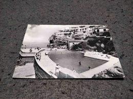 ANTIQUE POSTCARD PORTUGAL - AZENHAS DO MAR - PISCINA E AZENHA CIRCULATED 1966 - Lisboa