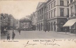 NAMUR / PLACE D ARMES 1901 - Namen