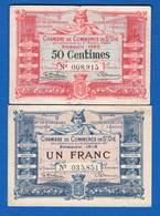 St  Die  88   2  Billets - Cámara De Comercio
