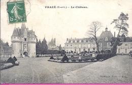 --   28 -- FRAZE -- LE CHÂTEAU -- - France