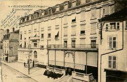 Cpa CONTREXEVILLE 88 L Hôtel Continental - Hôpital Temporaire 1916 - Vittel Contrexeville