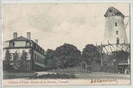 Ternat - Château Et Vieux Moulin De La Morette, Ternath - 1907 - Ternat