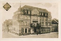 Repro AK Sensburg Mragowo Hotel Masovia A Alt Klein Bagnowen Althöfen Bruchwalde Bagienice Male Ostpreußen Neudruck - Ostpreussen