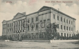 Roamnia - Gherla - Liceul Petru Maior - Romania