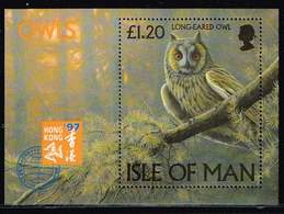Isle Of Man 1997, Michel# Block 28 ** - Man (Eiland)