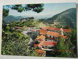 CP Chypre  Cyprus  -  TROODOS  - Kykko Monastery   Troodos - Chypre
