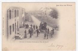 Vosges - Douane Et Auberge Schaller Au Col De Saales - France