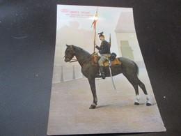 Armee Belge,4eme Regiment Des Lanciers , Tenue De Campagne - Uniformes