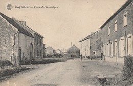 Cognelée  Route De Wasseiges Un Peu Animée N'a Pas Circulé - Namur