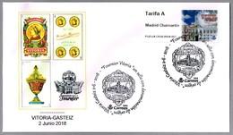 NAIPES HERACLIO FOURNIER - CARTAS - PLAYING CARDS. Vitoria-Gasteiz, Pais VAsco, 2018 - Juegos