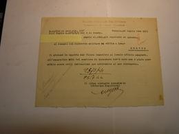 VENEZIA  ---  R.S.I.  ----   GUARDIA  NAZIONALE REPUBBLICANA - Documenti