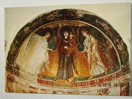 CP Cyprus  CHYPRE  - MOSAIQUES De L'église Angeloktistis ,kiti , Larnaca - Chypre
