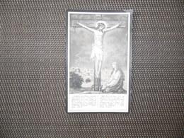 Doodsprentje ( F451 )  De Croo / Kesteman   - Nieuwpoort - Nieuport  -  Brugge  -  1927 - Obituary Notices
