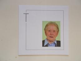 Bidprentje: Klooster-Zuster Eliza MOENS, Ruisbroek 27/3/1920 - Oosterlo-Geel 27/5/2015 - Obituary Notices