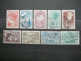 Air Sport # Russia USSR Sowjetunion # 1938 Used #Mi. 637/5 Planes Balloons - 1923-1991 URSS
