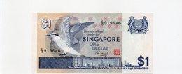 SINGAPOUR / Superbe Biilet De 1976 UNC N° 9 De Paper Money - Singapour