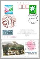 VOLCAN - VOLCANO. Subashiri, Shizuoka, Japon, 1996 - Volcanes