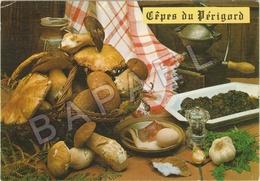 Recette Des ''Cèpes Du Périgord'' (+ Détail De La Recette) - Recipes (cooking)