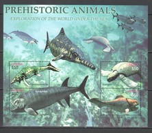 R938 LIBERIA DINOSAURS PREHISTORIC ANIMALS 1KB MNH - Prehistorics