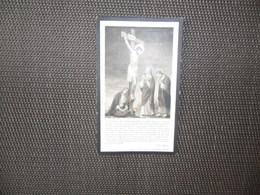 Doodsprentje ( F463 )  Deseck / Vande Waeter  - Nieuwpoort - Nieuport  -  1925 - Obituary Notices