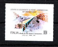 Italia   -   2018. Ponte Della Solidarietà A Civitavecchia. MNH - Ponti