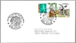 800 Años Nacimiento Poeta Y Erudito IBN AL-ABBAR. Onda 1999 - Islam