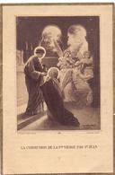 Devotie - Devotion - Communie Communion - Ecole Communale - à L'église St Pierre - Boulogne Sur Mer 1925 - Communion