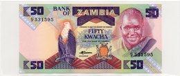 ZAMBIE / Superbe Biilet De 1986 / 88 UNC N° 28 De Paper Money Cote 45.00 Euros - Zambie