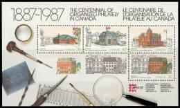 Canada (Scott No.1125A - Capex 1987) [**] - 1952-.... Règne D'Elizabeth II