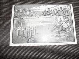 Politique  Politiek  1906  Bowling - Stemt Voor De Katholieken - Partis Politiques & élections
