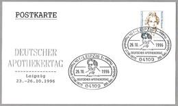 FARMACIA - PHARMACY - J.CHR.POGGENDORFF (1796-1877). Leipzig 1996 - Pharmacie