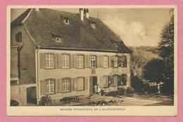 67 - BALLBRONN - WESTHOFFEN - Maison Forestière De L' ELMERSFORST - Forsthaus - Unclassified
